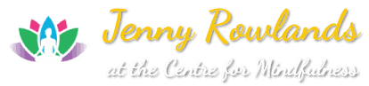 Jenny Rowlands at the Centre for Mindfulness